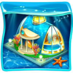 Aquapolis. Free city building! APK (MOD, Unlimited Money) 1.53.4