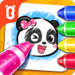 Baby Panda's Coloring Pages APK (MOD, Unlimited Money) 8.53.00.03