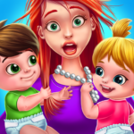 Babysitter First Day Mania – Baby Care Crazy Time APK (MOD, Unlimited Money) 1.1.0