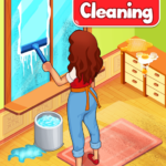 Big Home Cleanup and Wash : House Cleaning Game APK (MOD, Unlimited Money) 3.0.5