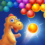 Bubble Shooter: Primitive Dinosaurs – Egg Shoot APK (MOD, Unlimited Money) 1.04