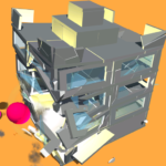 Destruction Simulator 3D – Destroyer of buildings APK (MOD, Unlimited Money) 1.34