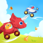Dinosaur Smash: Driving games for kids APK (MOD, Unlimited Money) 1.1.2