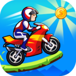 Draw Moto Rider APK (MOD, Unlimited Money) 1.0.0