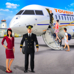 Flying Plane Flight Simulator 3D – Airplane Games APK (MOD, Unlimited Money) 1.0.1
