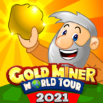 Gold Miner World Tour: Gold Rush Puzzle RPG Game APK (MOD, Unlimited Money) 1.8.1