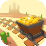 Gold Rail – Build your Kingdom APK (MOD, Unlimited Money) 1.0.2