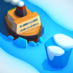 Icebreakers – idle clicker game about ships APK (MOD, Unlimited Money) 1.54
