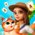 Little Tittle — Pyramid solitaire card game APK (MOD, Unlimited Money) 1.87