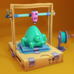 My 3D Printer – Start idle business in garage APK (MOD, Unlimited Money) 0.8