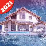 My Home Makeover Design: Dream House of Word Games APK (MOD, Unlimited Money) 1.7