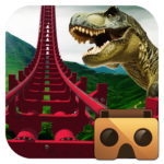 Real Dinosaur RollerCoaster VR APK (MOD, Unlimited Money) 2.9