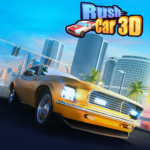 Rush Car 3D APK (MOD, Unlimited Money) 1.0.2