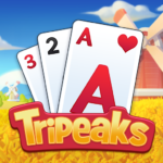 Solitaire Farm : Classic Tripeaks Card Games APK (MOD, Unlimited Money) 1.1.5