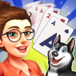 Solitaire Pet Haven – Relaxing Tripeaks Game APK (MOD, Unlimited Money) 3.1.4