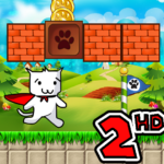Super Cat World 2 HD – Syobon Action APK (MOD, Unlimited Money) 1.0