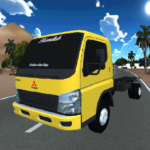 Truck Oleng Canter Simulator (Indonesia) APK (MOD, Unlimited Money) 1.1