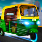 Tuk Tuk Rickshaw Road Race VR APK (MOD, Unlimited Money) 1.11