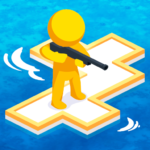 War of Rafts: Crazy Sea Battle APK (MOD, Unlimited Money) 0.1391