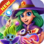 WitchLand – Bubble Shooter 2021 APK (MOD, Unlimited Money) 1.0.24
