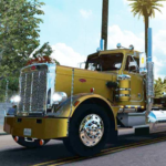 American Truck Real Driving Cargo Simulator 2021 APK (MOD, Unlimited Money) 2