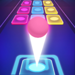 Beat Ball: Dancing Color Hop APK (MOD, Unlimited Money) 1.2