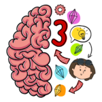 Brain Test 3: Tricky Quests & Adventures APK (MOD, Unlimited Money) 0.27