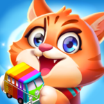 Cats Dreamland:  Free Match 3 Puzzle Game APK (MOD, Unlimited Money) 0.0.11