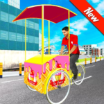 City Ice Cream Man Free Delivery Simulator Game 3D APK (MOD, Unlimited Money) 2.3