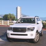 City SUV Toyota Land Cruiser 200 Parking APK (MOD, Unlimited Money) 10.0