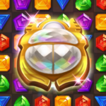 Cleopatra's Jewels – Ancient Match 3 Puzzle Games APK (MOD, Unlimited Money)1.3.3