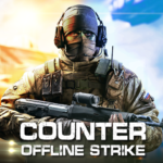 Counter Offline Strike Game APK (MOD, Unlimited Money) 1.1