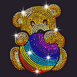 Diamond Coloring – Sequins Art & Paint by Numbers APK (MOD, Unlimited Money) 1.5.3