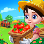 Farm House – Farming Games for Kids APK (MOD, Unlimited Money) 4.5