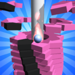 Helix Stack Jump: Fun & Free Addicting Ball Puzzle APK (MOD, Unlimited Money) 1.7.2