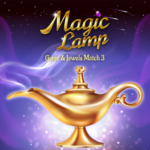 Magic Lamp – Genie & Jewels Match 3 Adventure APK (MOD, Unlimited Money) 1.3.4
