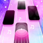 Magic Pink Tiles: Piano Game APK (MOD, Unlimited Money) 1.0.10