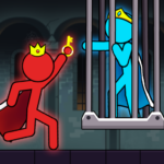 Red And Blue Stickman APK (MOD, Unlimited Money) 1.0.4