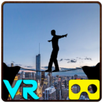 VR City View Rope Crossing – VR Box App APK (MOD, Unlimited Money)