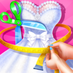 💒💍Wedding Dress Maker – Sweet Princess Shop APK (MOD, Unlimited Money) 5.5.5052