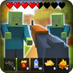 Zombie Craft Survival 3D: Free Shooting Game APK (MOD, Unlimited Money) 45