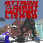 Attack of the Giant Mutant Lizard APK (MOD, Unlimited Money) 1.1.2