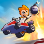 Boom Karts – Multiplayer Kart Racing APK (MOD, Unlimited Money) 1.4.0