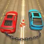 Chained Car Racing Games 3D APK (MOD, Unlimited Money) 3.0