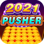 Coins Pusher – Lucky Slots Dozer Arcade Game APK (MOD, Unlimited Money) 1.1.1