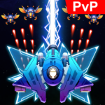 Galaxy Attack – Space Shooter – Galaxia APK (MOD, Unlimited Money) 0.7