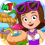 My Town : Beach Picnic Games for Kids APK (MOD, Unlimited Money) 1.23