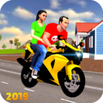 Offroad Bike Taxi Driver: Motorcycle Cab Rider APK (MOD, Unlimited Money) 3.2.16