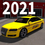 Real City Taxi Simulator 2021 : Taxi Drivers APK (MOD, Unlimited Money) 1.99
