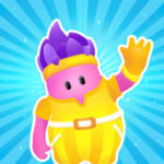 Run boys – try not to fall, guys! APK (MOD, Unlimited Money) 0.4.0